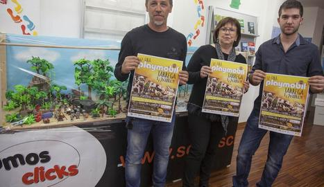 La Fira Playmobil de Tàrrega exposarà 17 diorames i 7.000 figures