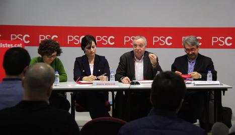 El PSC anima a reclamar per les clàusules terra