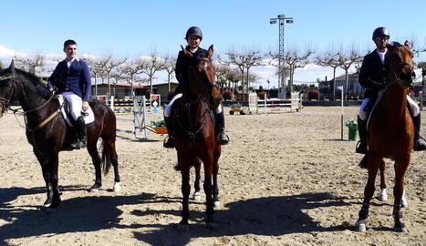 Concurs de salts al Champion Horse