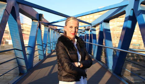 """Sonia Cervantes: """"Sense la rebel·lia adolescent, s'hauria extingit l'espècie humana"""""""