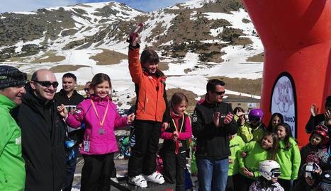230 participants en els Jocs Escolars