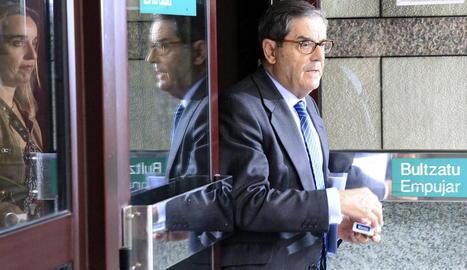 Mario Fernández, expresident de l'entitat.