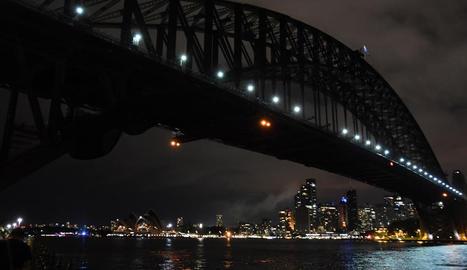 El pont i l'òpera de Sidney.