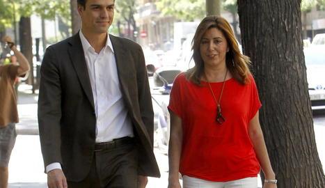 El PSOE se la juga a les primàries