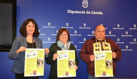 La Diputació de Lleida recolza la celebració de fires locals.