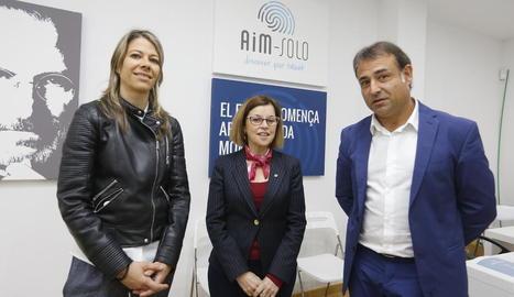 Mercè Garau, directora del SOC a Catalunya.