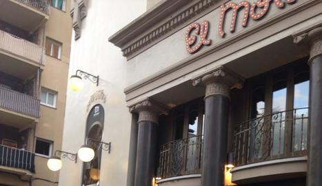 L'homenatge a Benet Rossell celebrat ahir a Barcelona.