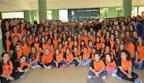 Exposició dedicada a Àngel Biosca per la seua contribució al voleibol