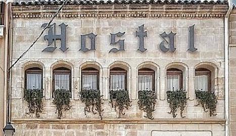 Una imatge de la capital de les Garrigues