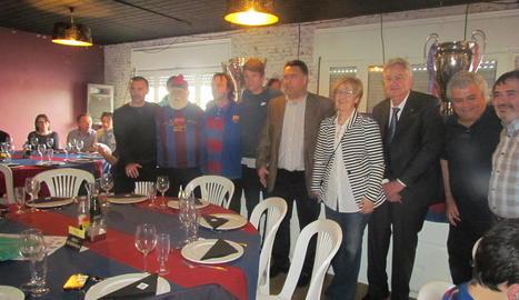 La Penya Blaugrana Som un Sentiment compleix 12 anys