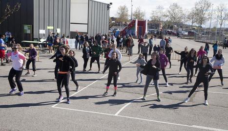 Tàrrega celebra el Dia de l'Activitat Física