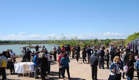 Mostra gastronòmica a l'estany d'Ivars i Vila-sana