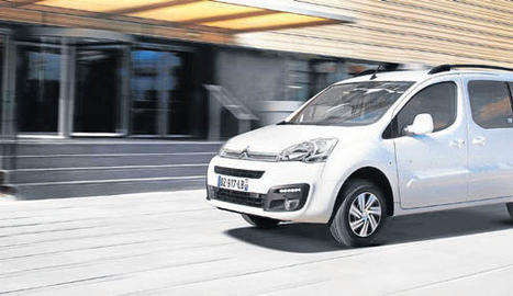Citroën E-berlingo Multispace, polivalent i elèctric