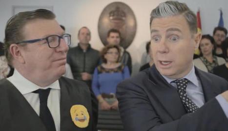 Los Morancos al videoclip.