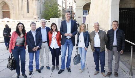 """Albiol acusa Puigdemont de pagar per reunir-se amb Jimmy Carter i fer el """"ridícul"""""""