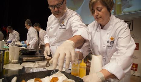 La millor tapa de Catalunya es serveix en un restaurant de Balaguer
