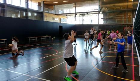 El Balàfia Vòlei posa en marxa el Campus