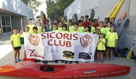 Nou podis per a Lleida en el Programa de Joves Promeses