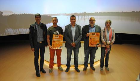 El CIM de Vila-sana va acollir la presentació de la Catigat.