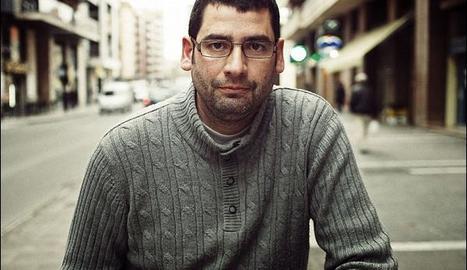 El fotògraf Jordi V. Pou.