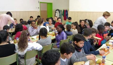 Més de 1.200 alumnes participen en els Esmorzars Saludables