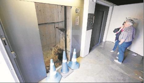 Vandalisme al Canyeret