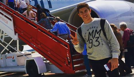 """Màrquez arriba a Austin, """"una de les millors cites del Mundial"""""""