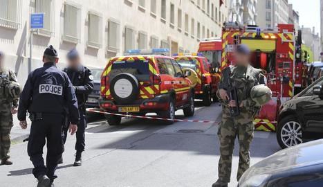 Els presumptes jihadistes van ser detinguts a Marsella.