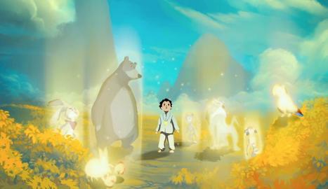 Imatge del documental 'Life, animated', que s'exhibirà a les sessions de Movistar +.