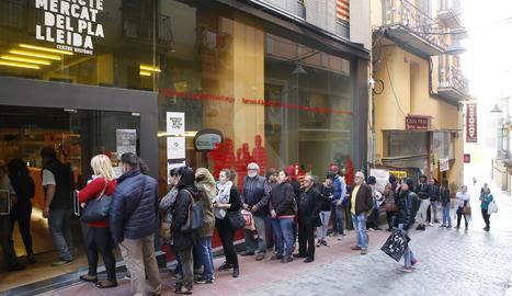 Cues aquest dijous a l'Empresa Municipal d'Urbanisme de Lleida.