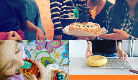 Collage amb les fotos i un frame del vídeo guanyador.