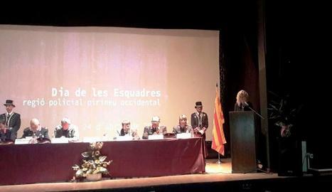 A Sort, l'acte es va celebrar al poliesportiu Els Til·lers.