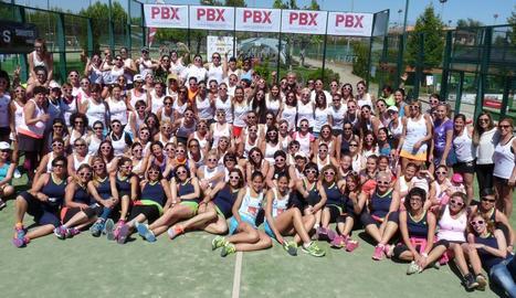 La competició va comptar amb més d'un centenar de jugadores.