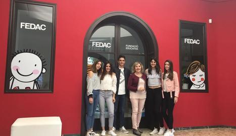 FEDAC-Lleida, en un congrés estatal