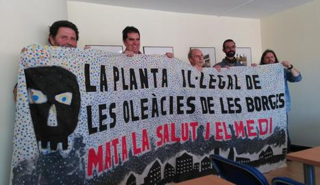 Ipcena va presentar ahir l'estudi de la UPC a Lleida.