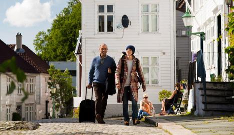 Fotograma de la pel·lícula 'Un italiano en Noruega'