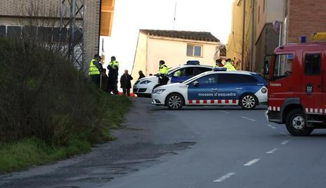 L'atropellament es va produir el 8 de febrer al carrer Cavalleria.
