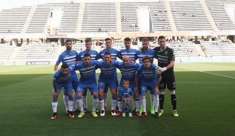 El Lleida està més obligat que mai a guanyar a Llagostera per no perdre el tren del 'play-off'.