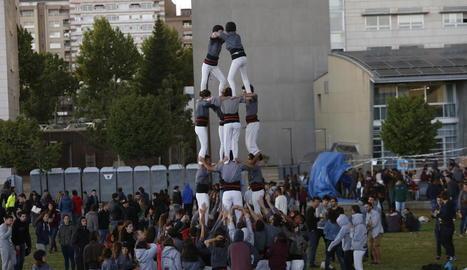 Els estudiants de la UdL celebren la seua festa major