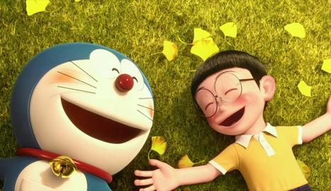 'Doraemon' i 'Conan', de cine