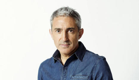 El periodista Jon Sistiaga.
