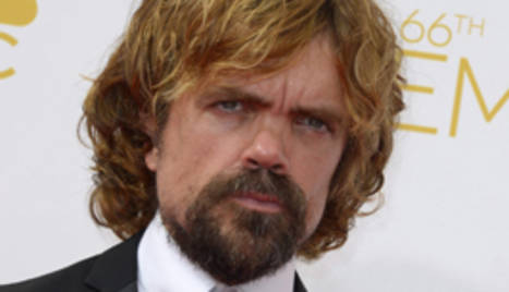 L'actor Peter Dinklage.