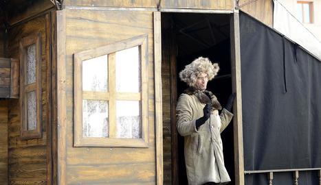 'Artica en un cuento' és una de les obres que podrà veure's a Binèfar.