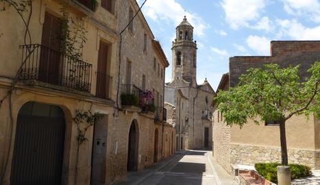 Tarrés és un dels pobles que participen en el concurs.