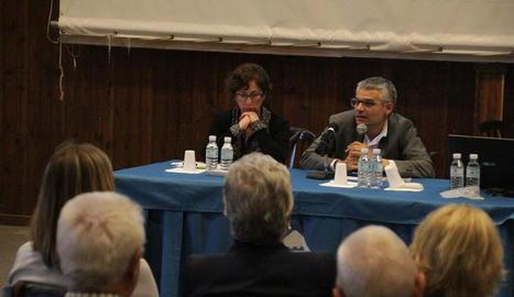 L'alcalde, Jordi Latorre, va presentar ahir la iniciativa.