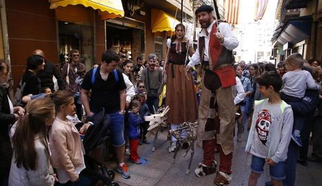 Lleida, a vessar de marionetes