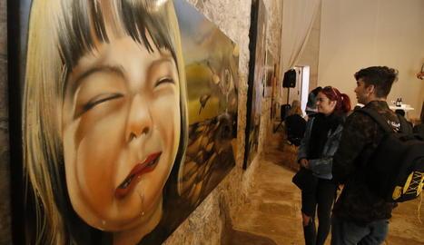 Exposició en el marc del GarGar Festival.