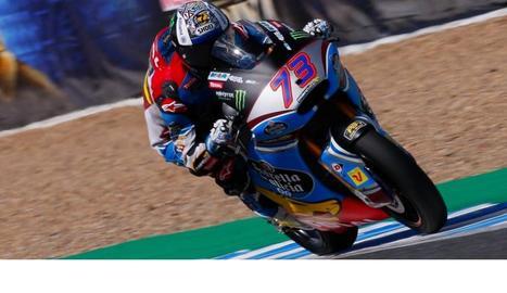 Primera victòria d'Àlex Màrquez a Moto2
