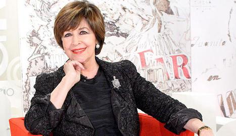 Concha Velasco a 'Cine de barrio'.