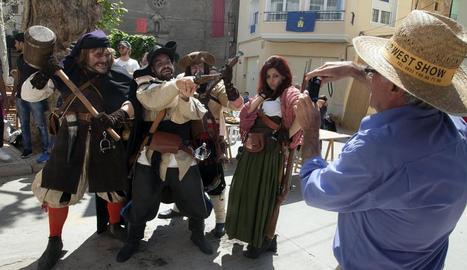 Imatge d'arxiu de la Festa del Bandoler.